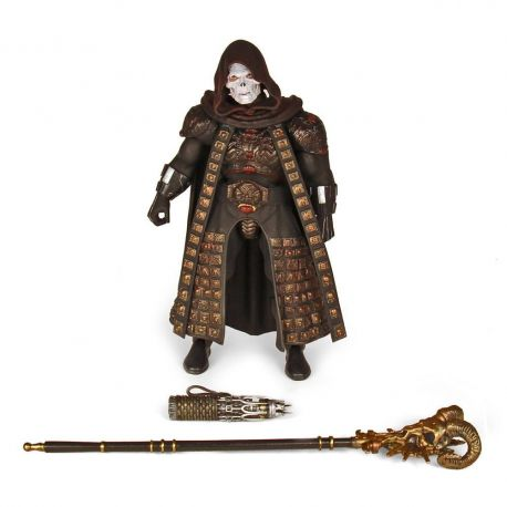 Masters of the Universe figurine Collector's Choice William Stout Collection Skeletor Super7