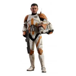 Star Wars Episode III figurine Movie Masterpiece 1/6 Commander Cody Hot Toys