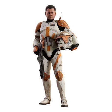Star Wars Episode III figurine Movie Masterpiece 1/6 Commander Cody Hot Toys