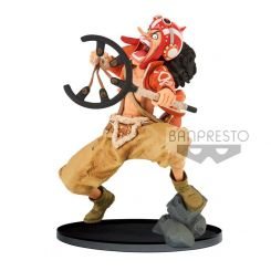 One Piece figurine BWFC Usop Normal Color Ver. Banpresto