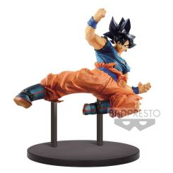 Dragonball Super figurine Son Goku Fes Son Goku Ultra Instinct Sign Banpresto