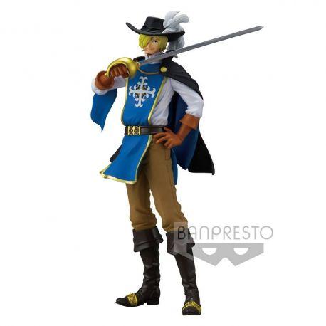 One Piece figurine Treasure Cruise World Journey Sanji Banpresto