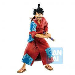 One Piece figurine Monkey D. Luffy Japanese Style Banpresto