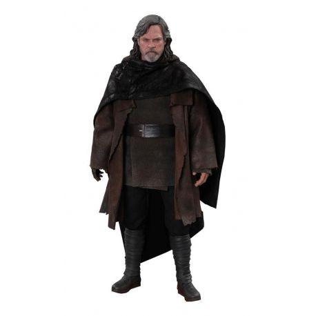 Star Wars Episode VIII figurine Movie Masterpiece 1/6 Luke Skywalker Hot Toys