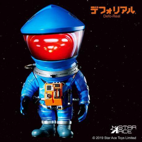 2001 l'Odyssée de l'espace figurine Artist Defo-Real Series DF Astronaut Blue Ver. Star Ace Toys