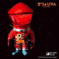2001 l'Odyssée de l'espace figurine Artist Defo-Real Series DF Astronaut Red Ver. Star Ace Toys