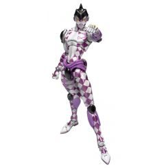 JoJo's Bizarre Adventure figurine Super Action P.H Medicos Entertainment
