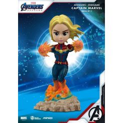 Avengers Endgame figurine Mini Egg Attack Captain Marvel Beast Kingdom Toys