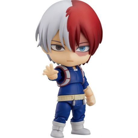 My Hero Academia figurine Nendoroid Shoto Todoroki Hero's Edition Good Smile Company