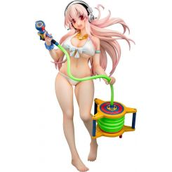 Senran Kagura Peach Beach Splash X Super Sonico figurine 1/7 Super Sonico SK PBS Ver. Phat!