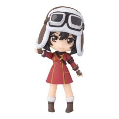 The Kotobuki Squadron in The Wilderness figurine Figuarts mini Kirie Bandai Tamashii Nations