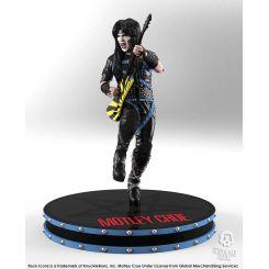 Mötley Crüe statuette Rock Iconz 1/9 Mick Mars Knucklebonz