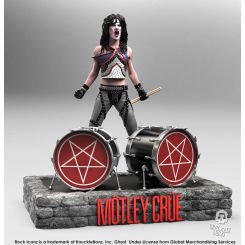 Mötley Crüe statuette Rock Iconz 1/9 Tommy Lee Knucklebonz
