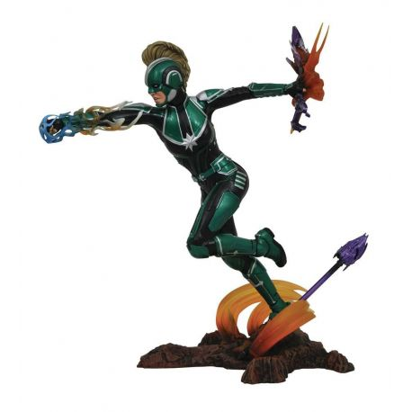 Marvel Gallery statuette Captain Marvel Movie Starforce Diamond Select