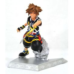 Kingdom Hearts Gallery statuette Sora Diamond Select