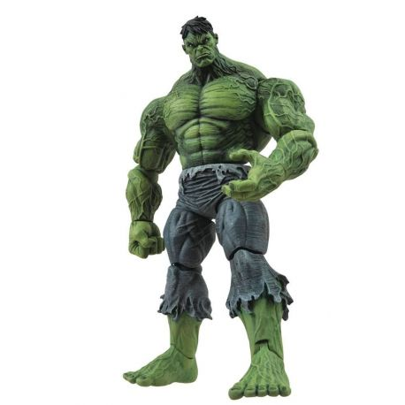 Marvel Select figurine Unleashed Hulk Diamond Select