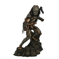 Predator Movie Gallery statuette Jungle Predator Diamond Select