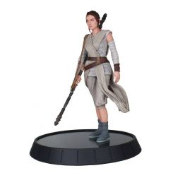 Star Wars Movie Milestones statuette 1/6 The Force Awakens Rey Diamond Select