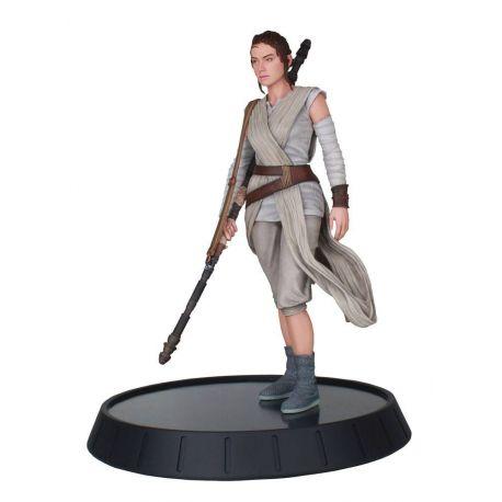 Star Wars Movie Milestones statuette 1/6 The Force Awakens Rey Diamond Select
