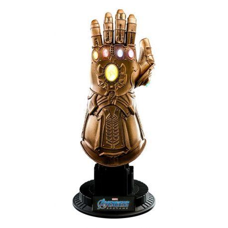 Avengers Endgame réplique 1/4 Infinity Gauntlet Hot Toys