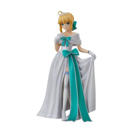 Fate/Grand Order figurine 1/7 Saber/Altria Pendragon : Heroic Spirit Formal Dress Ver. Good Smile Company
