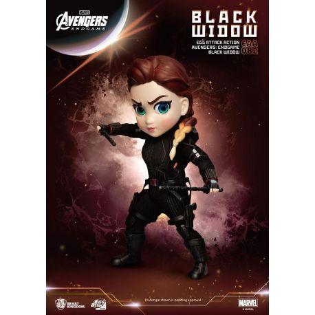 Avengers Endgame Egg Attack figurine Black Widow Beast Kingdom Toys