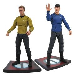 Star Trek Into Darkness Select série 1 assortiment figurines Diamond Select