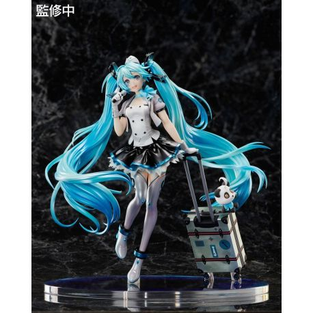 Vocaloid figurine 1/7 Miku Hatsune -Miku With You- 2018 Ver. Furyu