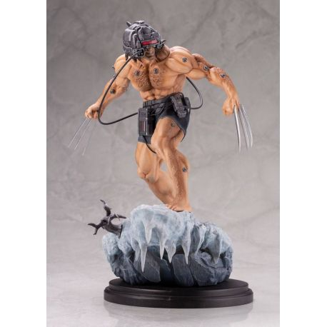 Marvel Comics Fine Art statuette 1/6 Weapon X Kotobukiya