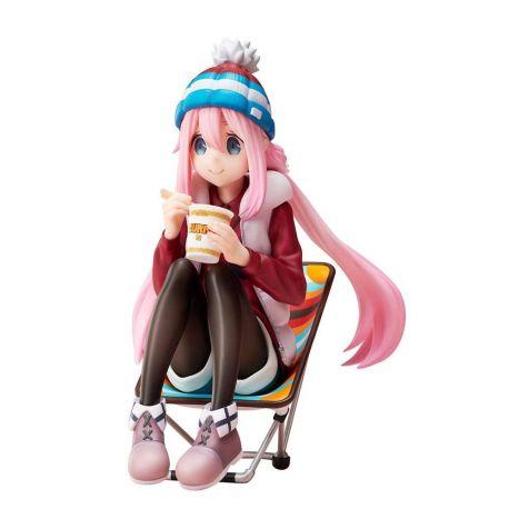 Laid-Back Camp figurine 1/8 Premium Noodle Stopper Nadeshiko Kagamihara Furyu