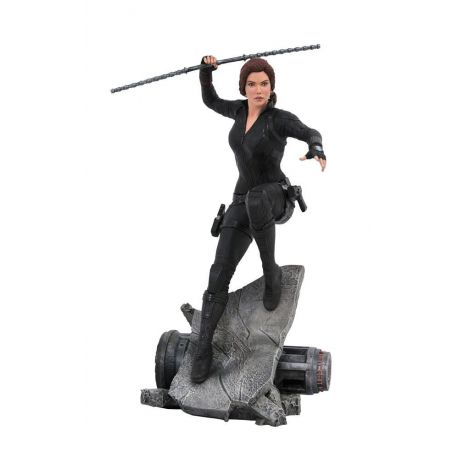 Avengers Endgame Marvel Movie Premier Collection statuette Black Widow Diamond Select