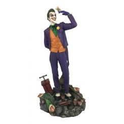 DC Comic Gallery diorama The Joker Diamond Select