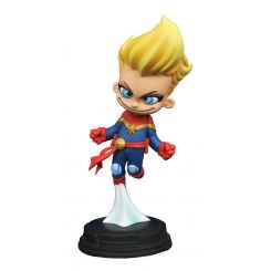 Marvel Animated statuette Captain Marvel Diamond Select