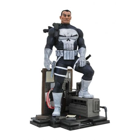 Marvel Comic Gallery diorama The Punisher Diamond Select