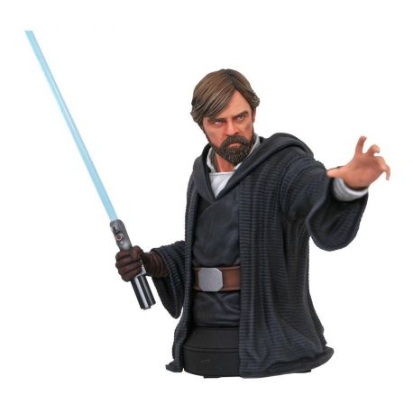 Star Wars Episode VIII buste mini Luke Skywalker Diamond Select