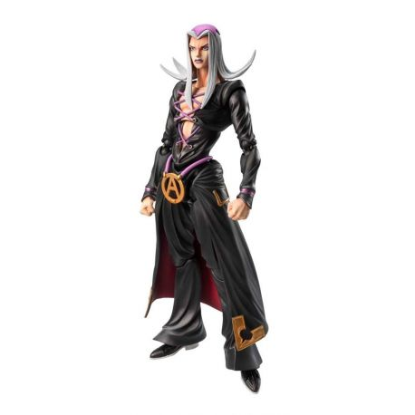 JoJo's Bizarre Adventure figurine Super Action Chozokado (Leone Abbacchio) Medicos Entertainment