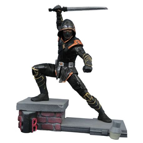 Avengers Endgame Marvel Movie Gallery diorama Ronin Exclusive Diamond Select