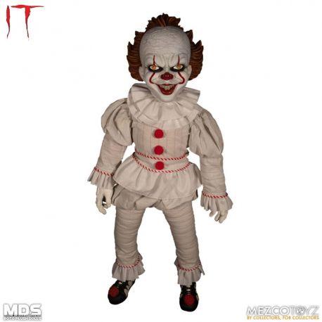 Il est revenu 2017 poupée MDS Roto Pennywise Mezco Toys