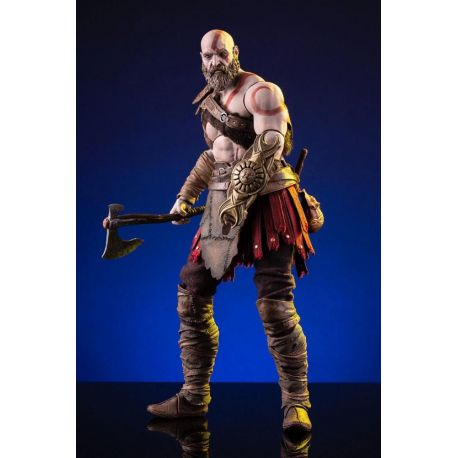 God of War (2018) figurine 1/6 Kratos Mondo
