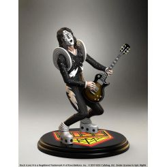 Kiss statuette Rock Iconz 1/9 The Spaceman (ALIVE!) Knucklebonz