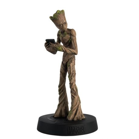 Marvel Movie Collection 1/16 Groot (Teenage) Eaglemoss Publications Ltd.