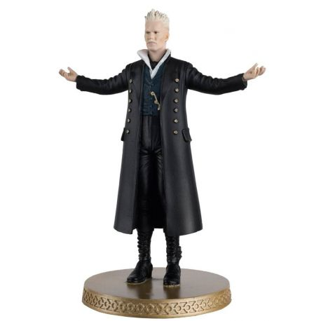 Wizarding World Figurine Collection 1/16 Gellert Grindelwald Eaglemoss Publications Ltd.