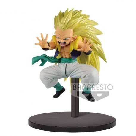 Dragonball Super figurine Chosenshiretsuden Super Saiyan 3 Gotenks Banpresto