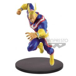My Hero Academia figurine The Amazing Heroes All Might Banpresto