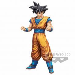 Dragonball Z figurine Grandista Son Goku Manga Dimensions Banpresto