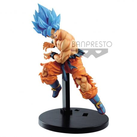 Dragonball Super figurine Tag Fighters Son Goku Banpresto