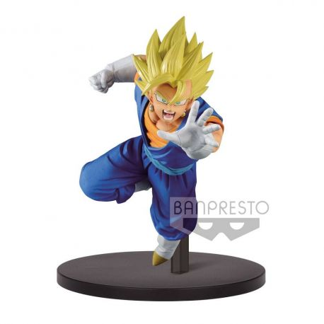 Dragonball Super figurine Chosenshiretsuden Super Saiyan Vegetto Banpresto