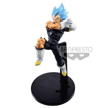 Dragonball Super figurine Tag Fighters Vegeta Banpresto