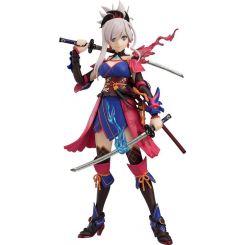 Fate/Grand Order figurine Figma Saber/Miyamoto Musashi Max Factory