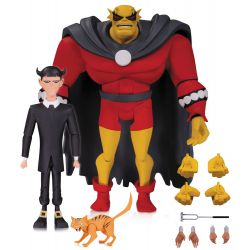 Batman The Animated Series pack 2 figurines Etrigan with Klarion DC Collectibles